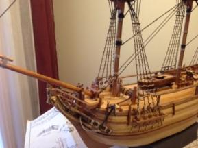 HMS Bounty detail